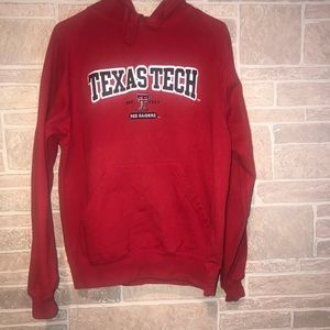 Men's Antigua Texas Tech Hoodie Size Small